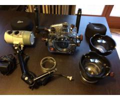 Vends caisson pour Canon 20D